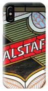 Falstaff Window IPhone Case