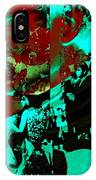 Famed For Its Groundbreaking Parties IPhone Case