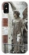Famiglia Cavaliere Del Francesco Canti Memorial Marker IPhone Case
