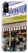 Family Fun - Coney Island - Brooklyn - New York IPhone Case