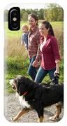 Family Portraits IPhone Case