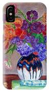 Fanciful Bouquet IPhone Case