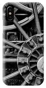 Fancy Big Wheel IPhone Case