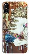Fancy Flashy Pony -ri IPhone Case