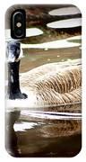 Fancy Goose IPhone Case