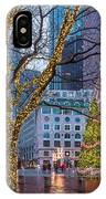Faneuil Hall Holiday IPhone Case