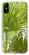 Tropical Fans IPhone Case