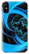 Fantasia Azul IPhone Case