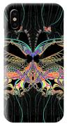 Fantasy Butterfly IPhone Case