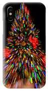 Fantasy Christmas Tree IPhone Case