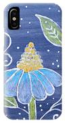 Fantasy Flower 1 IPhone Case