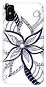 Fantasy Flower 6 IPhone Case
