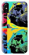 Far Out Man IPhone Case