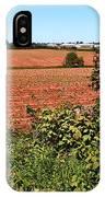 Farm Along Confederation Trail-pei IPhone Case