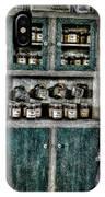 Farm Cupboard IPhone Case
