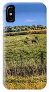 Farm Field IPhone Case