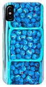 Farm Fresh Berries - Raspberries Blueberries Blackberies IPhone Case