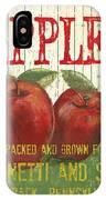 Farm Fresh Fruit 3 IPhone X Case