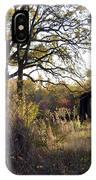 Farm Journal - Metal Storage IPhone Case