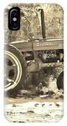Farmers Friend IPhone Case