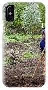 Farmlady IPhone Case