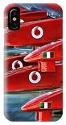 Farrari Nose Cones IPhone Case