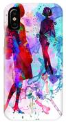 Fashion Models 8 IPhone X Case