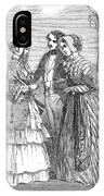 Fashion Women's, 1847 IPhone Case