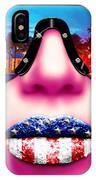 Fashionista Miami Pink IPhone Case