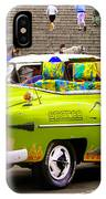 Fast And Furious In Cuba IPhone Case