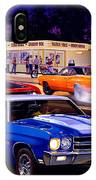 Fast Freds IPhone Case