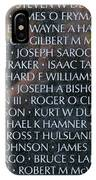 Fathers Sons And Brothers Of The Wall IPhone Case