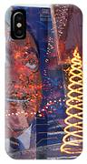 Fats' Watercolor Frenzy IPhone Case