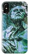 Fdr - 3164 Watercolor 2 Hp IPhone Case