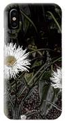 Feathered Daisy  IPhone Case