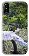 Feathering Flight IPhone Case