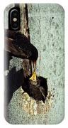 Feeding Time IPhone Case
