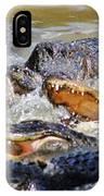 Feedingtime 2 IPhone Case