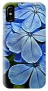 Feeling Blue IPhone Case