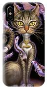 Feline Fantasy IPhone Case