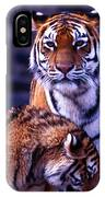 Feline Love IPhone Case