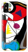 Femine-in-the- Eden Garden Before-adam-invasion .......888 IPhone Case
