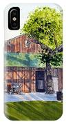 Fenestra Winery IPhone Case