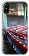 Fenway Park 3 IPhone Case
