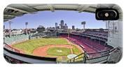 Fenway Park And Boston Skyline IPhone Case