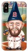Fenway's Garden Gnome IPhone Case