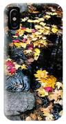 Fern Spring Yosemite IPhone Case