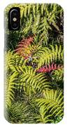 Ferns And More IPhone Case