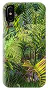 Ferns II IPhone Case