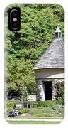 Fernwood Botanical Garden Stone Herb House Usa IPhone Case